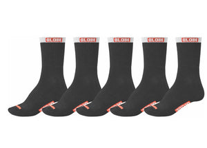 Goodstock Crew Sock 5 Pack (7-11)