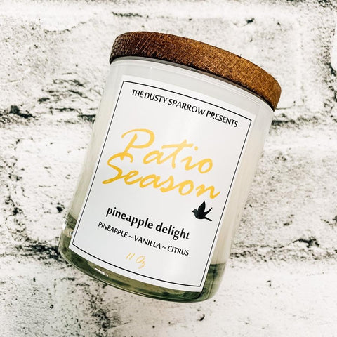 Patio Season ( 4 scents) 11oz limited edition