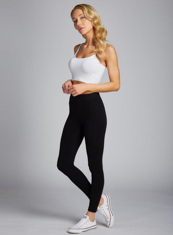 C'EST MOI - BAMBOO Full Length Leggings
