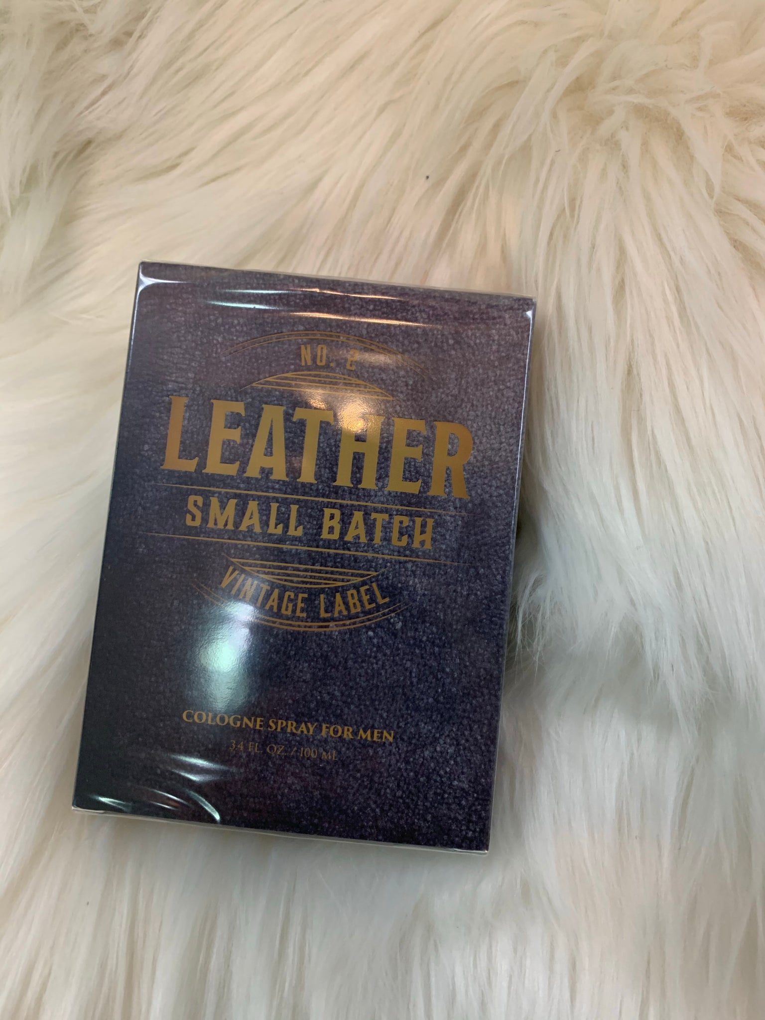 NO.2 Leather Small Batch