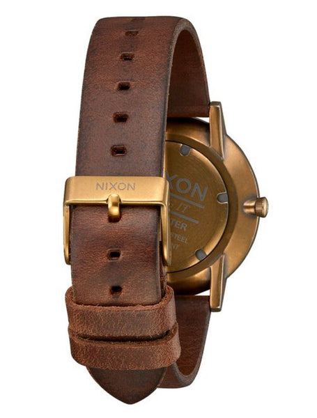 Porter Leather ( Brass/ Black/ Brown)