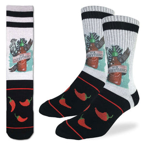Men's Active Fit Socks ( size 8-13)