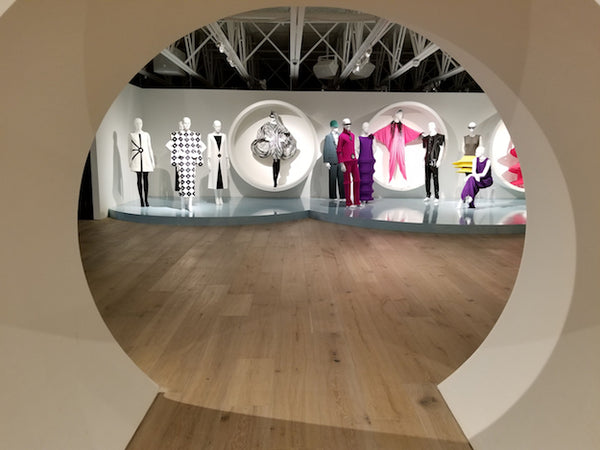 "Exhibit Visit - ""Pierre Cardin: Pursuit of the Future"" at SCADFash"