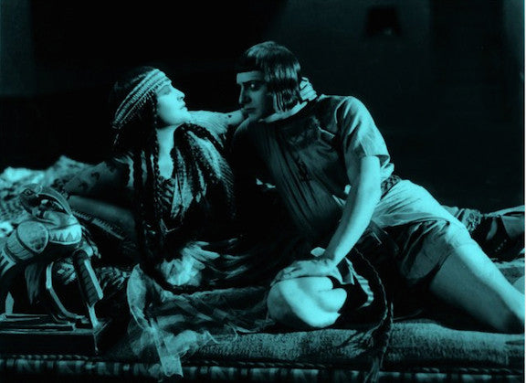"Silent Movie - ""The Loves of Pharaoh"""