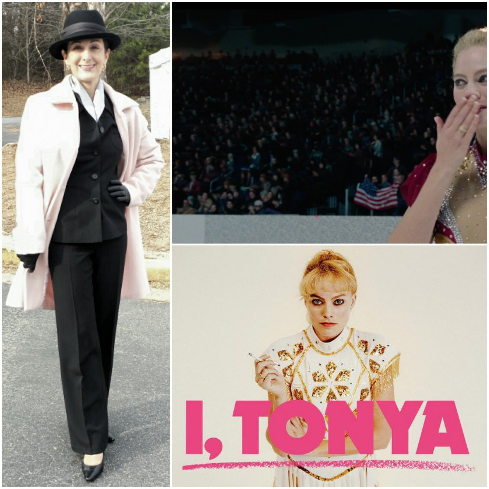 I, Tonya collage
