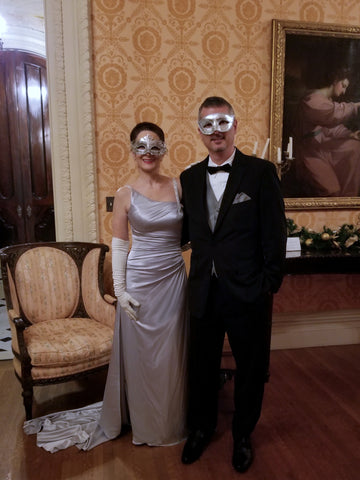 New Year's Eve Masked Ball 2018