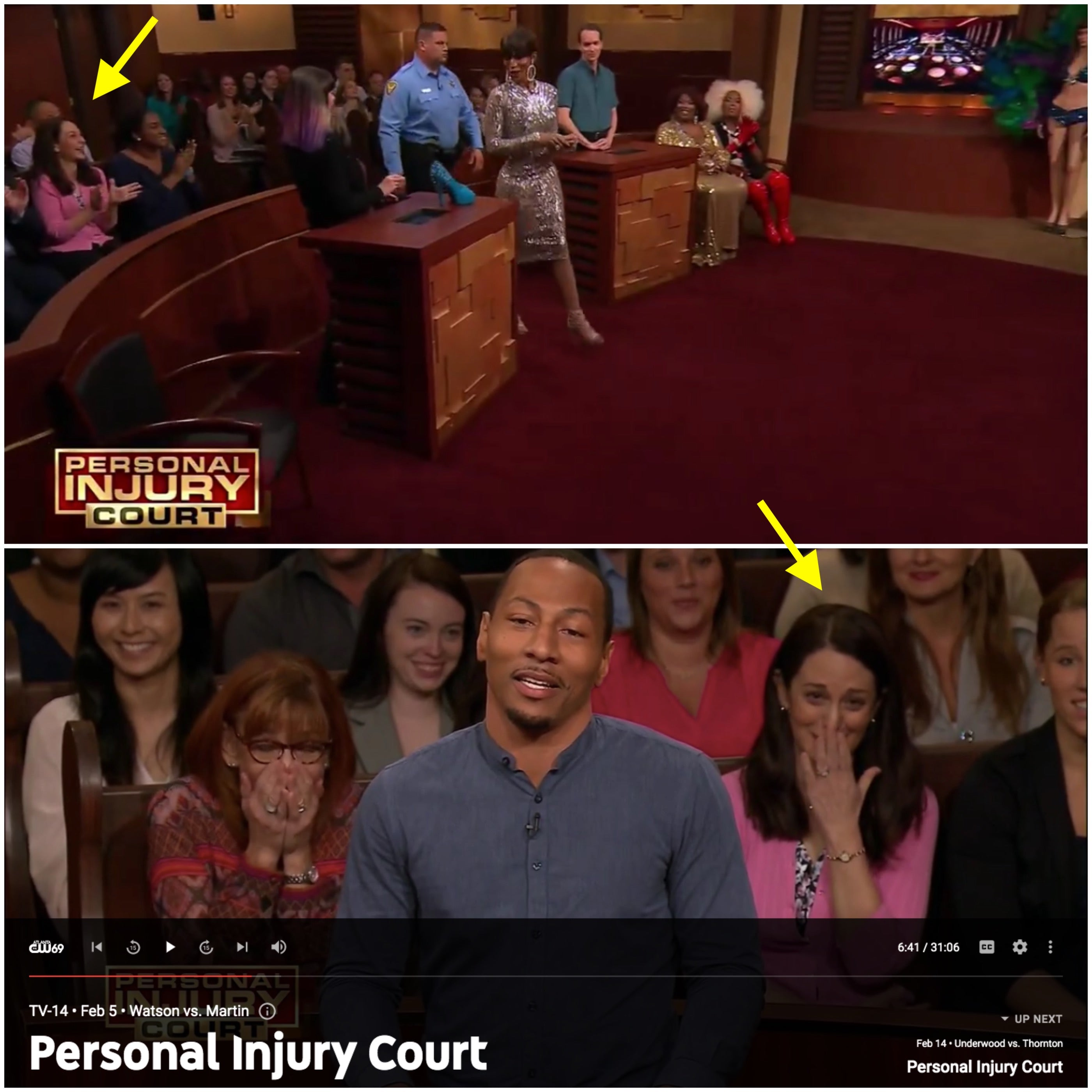 #46 - Personal Injury Court
