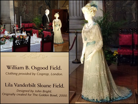 Dress from The Golden Bowl.