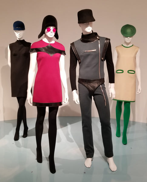 Pierre Cardin designs at SCADFash