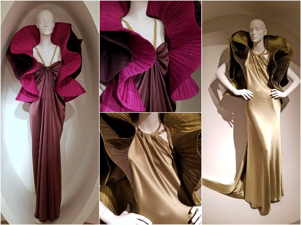 2013 gown and jacket ensembles by Pierre Cardin at SCADFash