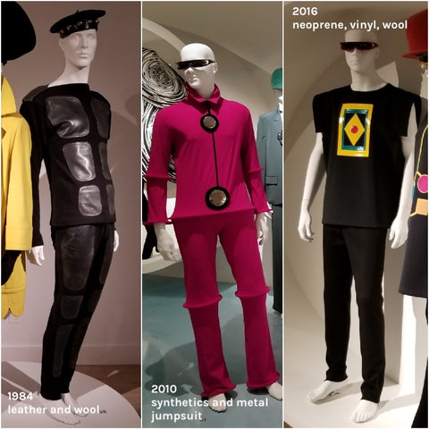 Menswear by Pierre Cardin at SCADFash