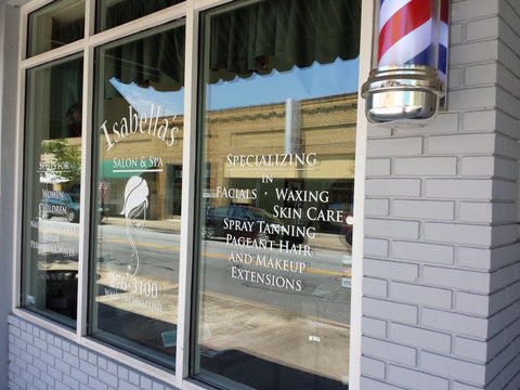 Salon offering pageant hair and makeup
