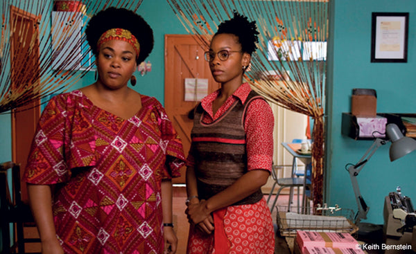 Ramotswe and Makutsi costumes by Jo Katsaras.
