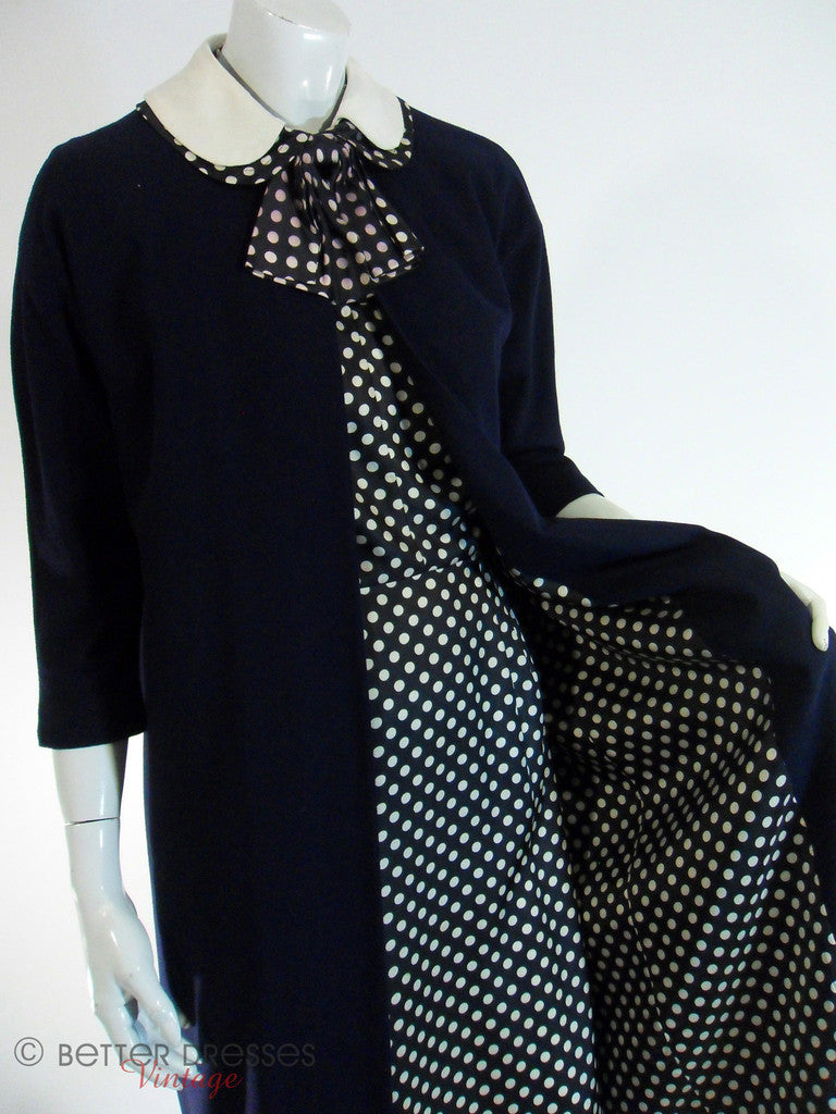 50s coat and dress set at Better Dresses Vintage.