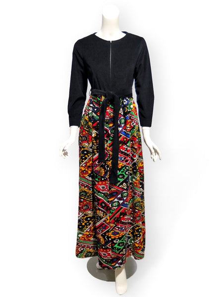 60s/70s Hostess Dress