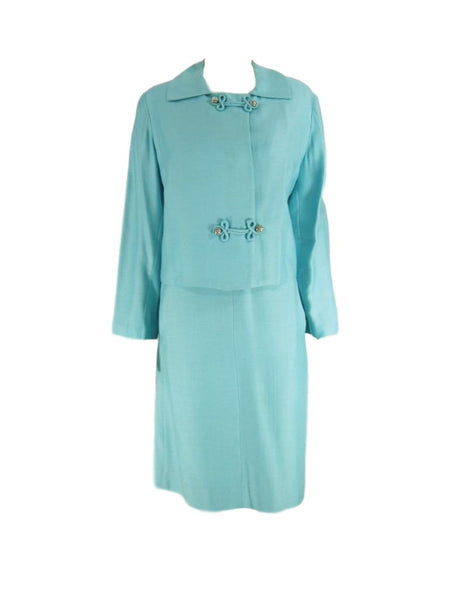 60s/70s Dress & Jacket Set