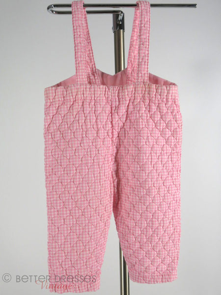 Infant Overalls 1960s