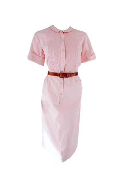 60s Pink Day Dress