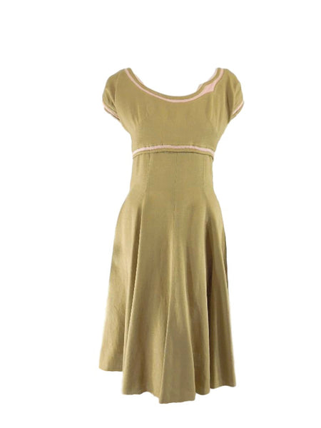 50s Claire McCardell Dress