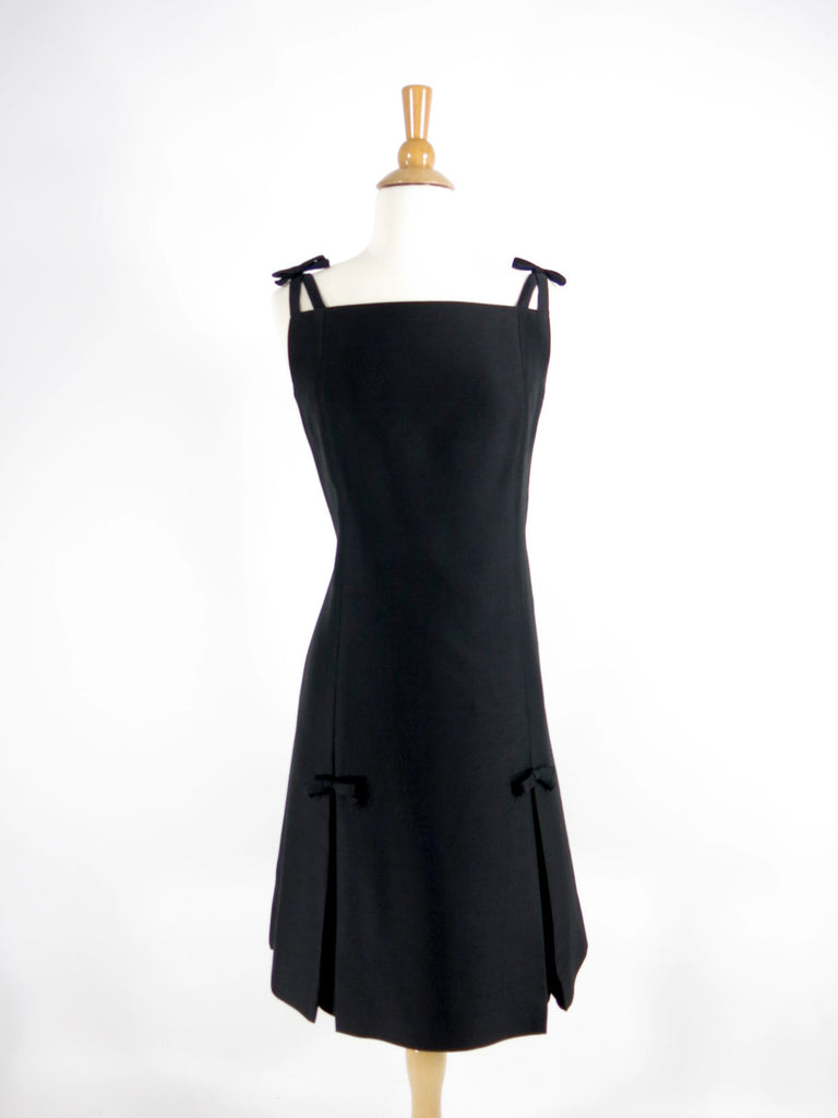 Gino Charles Black Dress