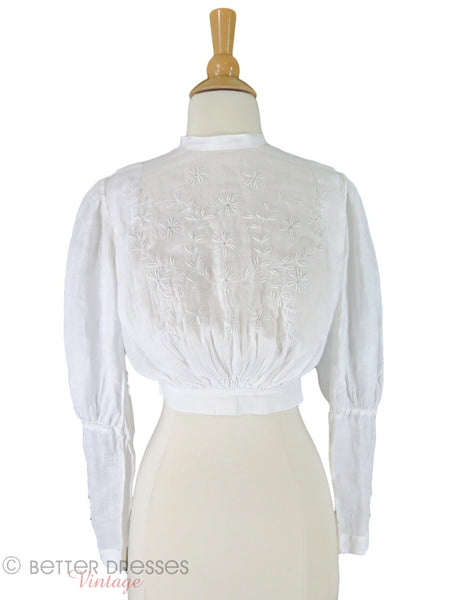 Antique Blouse Victorian Edwardian Waist