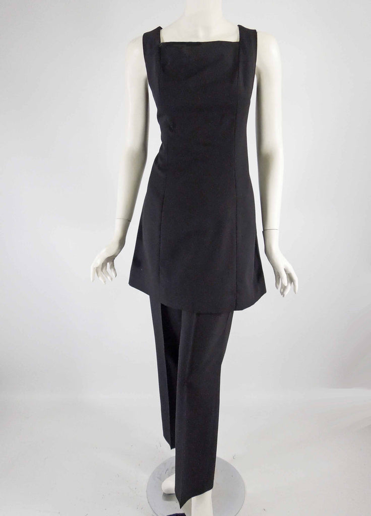 60s/70s Tunic & Trousers Set - overview