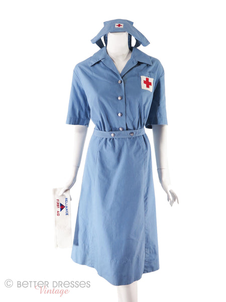 WWII Red Cross Uniform - front