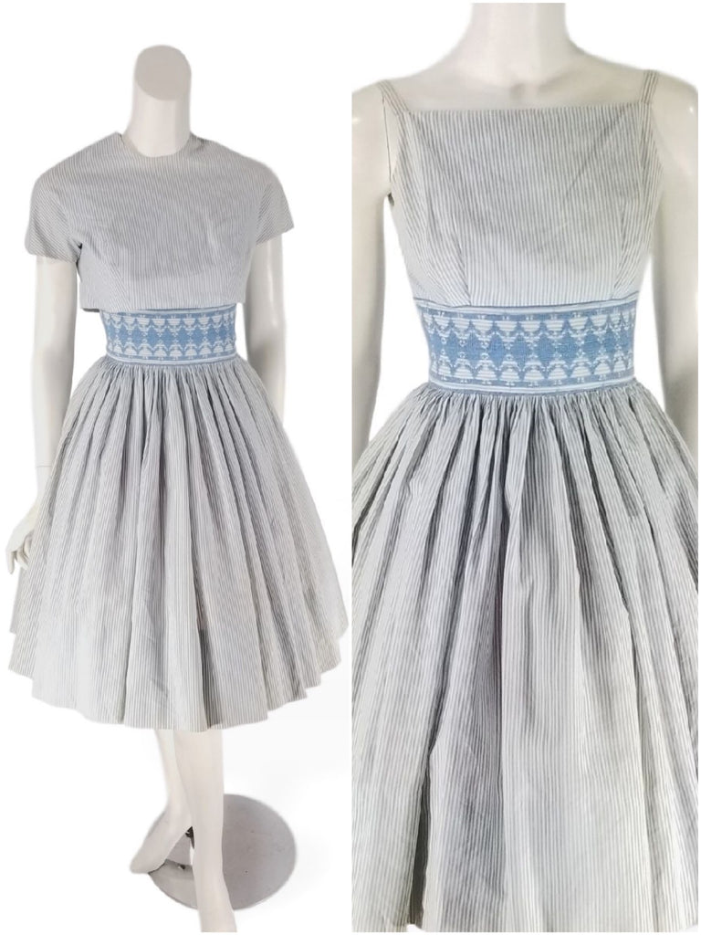 50s Sundress & Bolero Set