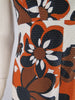 Hawaiian print detail