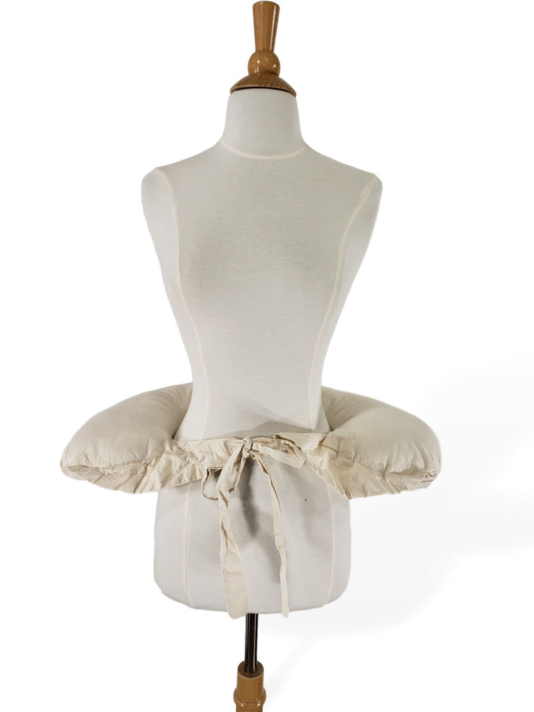 bum roll for 18th century costumes