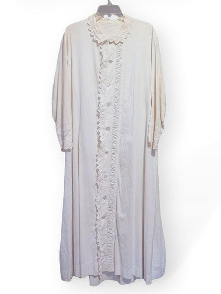1800s dressing gown