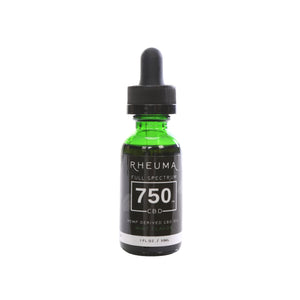 Rheuma Full Spectrum Oil - 750mg
