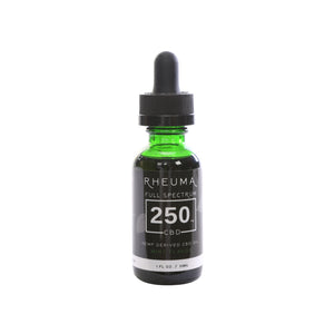 Rheuma Full Spectrum Oil - 250mg