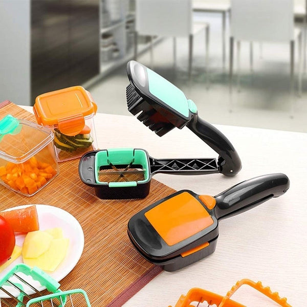 Smart Scissors - 2 in 1 Clever Cutter
