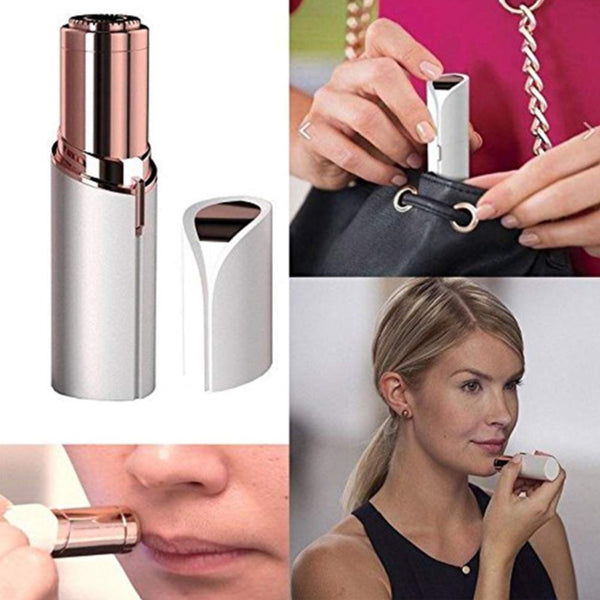 Flawless Mini Electric Epilator Painless Hair Remover