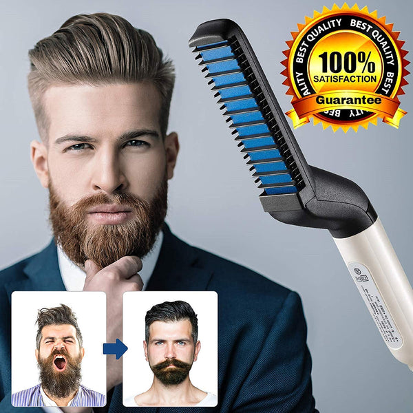Professional Beard Straightener For Men