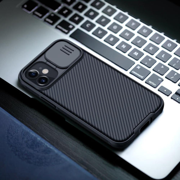 Nillkin iPhone 12 Camshield Shockproof Business Case