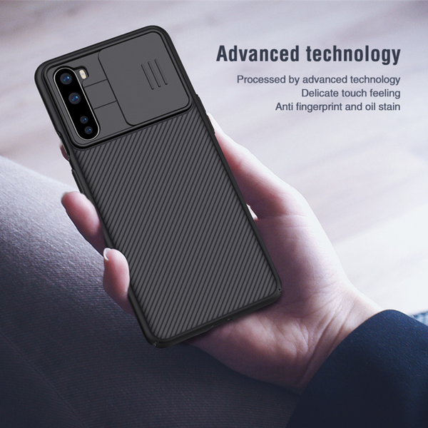 Nillkin OnePlus Nord Camshield Design Shockproof Business Case
