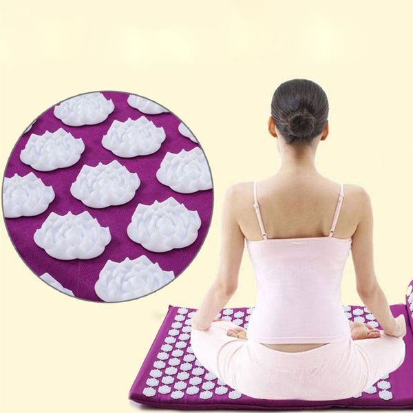 Acupressure Cushion Massage Mat