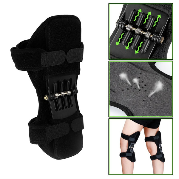 Power Lift Joint Support Knee Pads