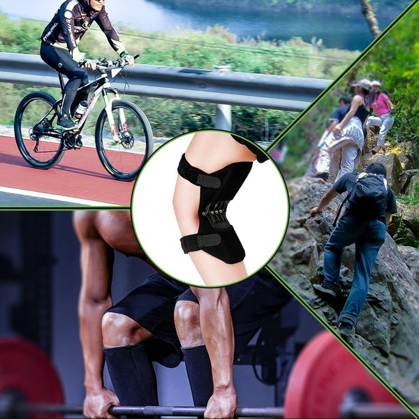 Power Lift Joint Support Knee Pad