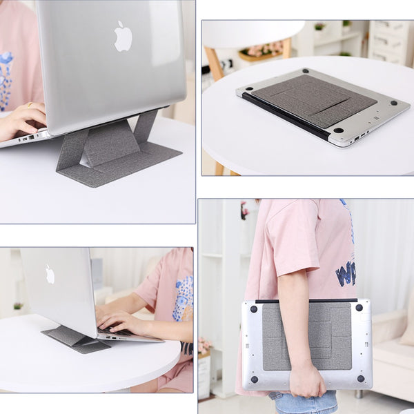 First Invisible Laptop Stand