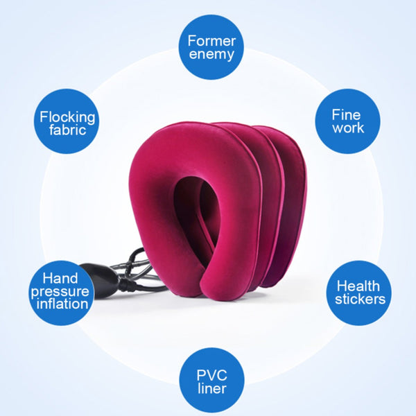 Air Neck Stretcher - Instant Relief And Correct Neck Posture
