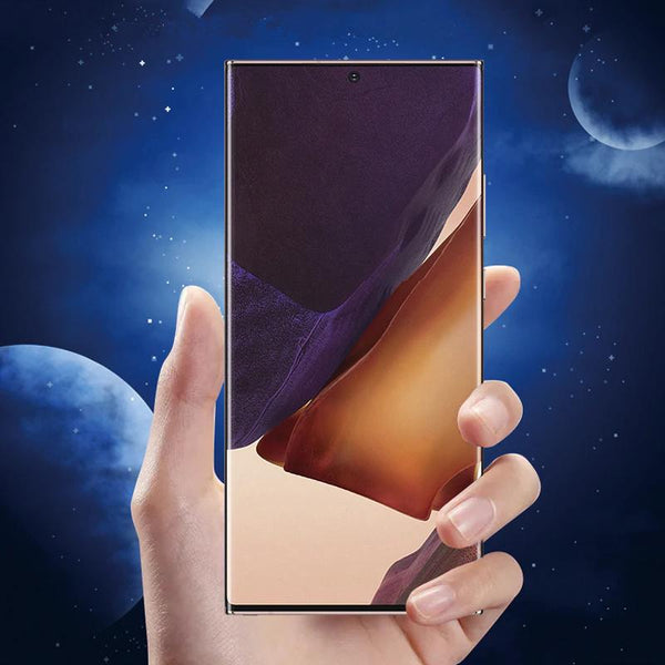 Galaxy Note 20 Ultra Full Liquid Glue UV Tempered Glass