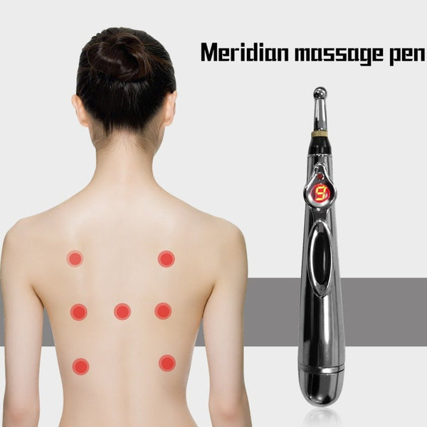 Electric Acupuncture Therapy Heal Massage Pen