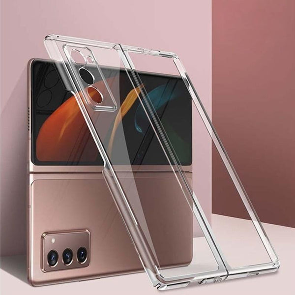 Galaxy Z Fold2 Anti knock Transparent Case