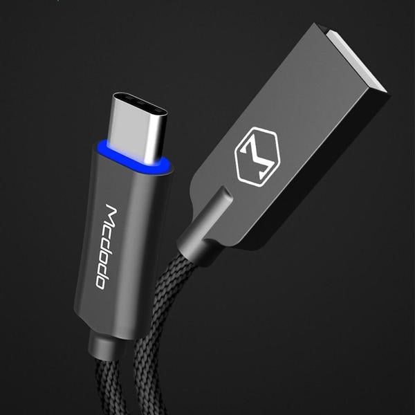 Mcdodo Type C Auto-Disconnect USB Charging Cable