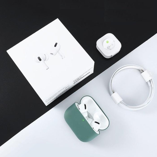 Totu TWS Pro Silicone Airpods Case