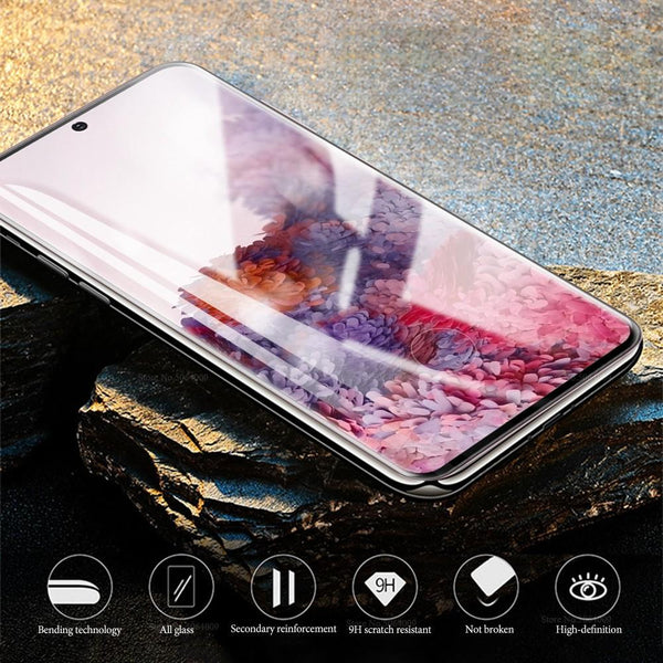 Galaxy S20 Tempered 5D Glass Screen Protector