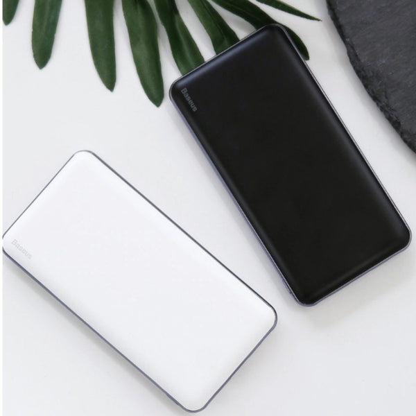 Baseus Simbo Smart 10000 mAh Sleek Powerbank